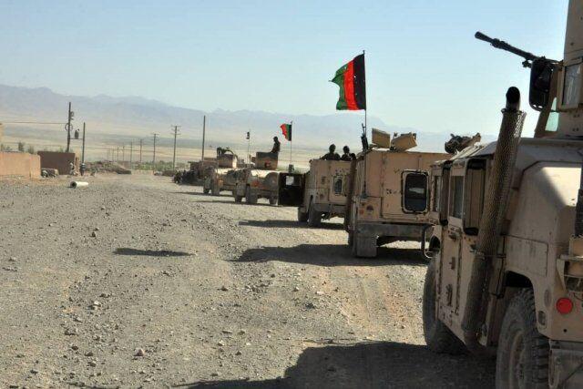 阿富汗政府军挫败塔利班袭击 打死25名武装分子
