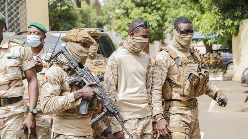 西共体要求马里军政权9月15日前任命文职总统及总理