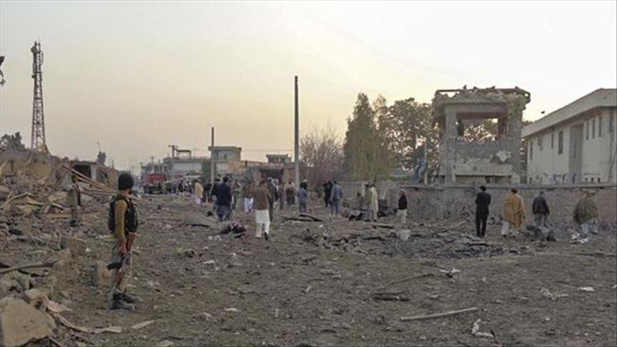 阿富汗政府军与塔利班交火 一民宅遭炮击致6人死亡