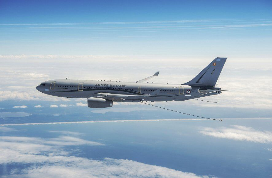 法国又采购3架A330-200多用途加油机总数达到15架