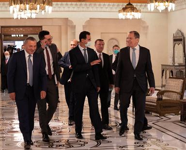 制裁阴影下 叙利亚谋求与俄罗斯加强经济合作