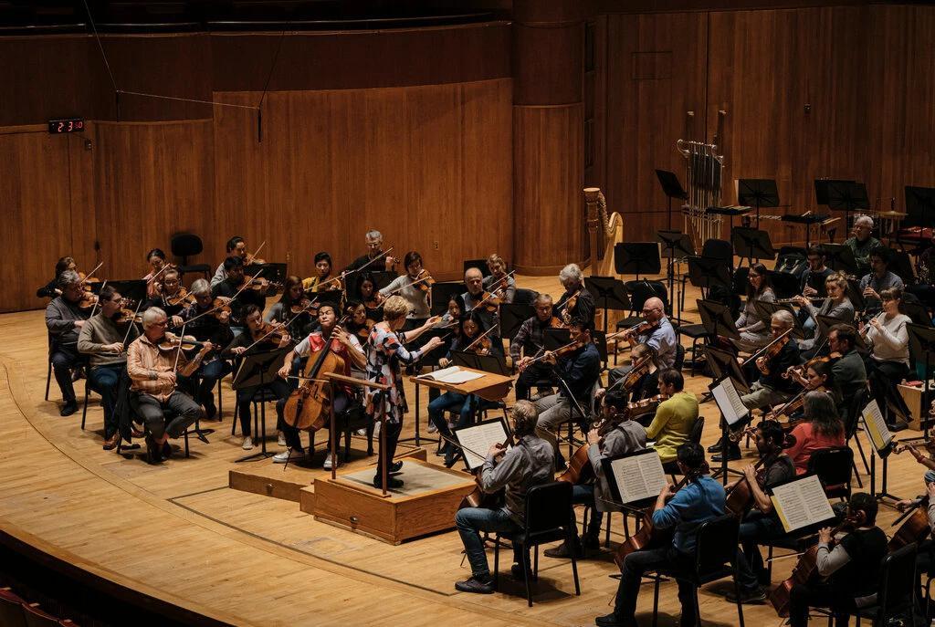 △巴尔的摩交响乐团将失去州政府拨款 图自纽约时报
