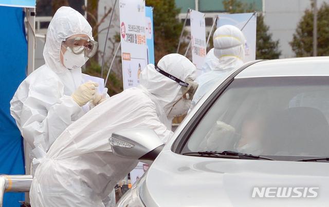 """韩国将主导制定""""免下车""""筛查诊所国际标准"""
