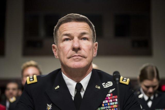 被特朗普批想打仗是为让军火商开心 美军高官回应