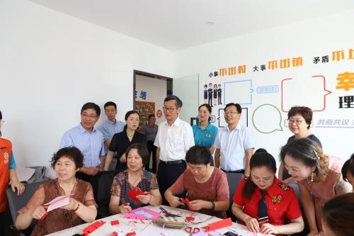 王剑侯调研湖州市民政工作图片