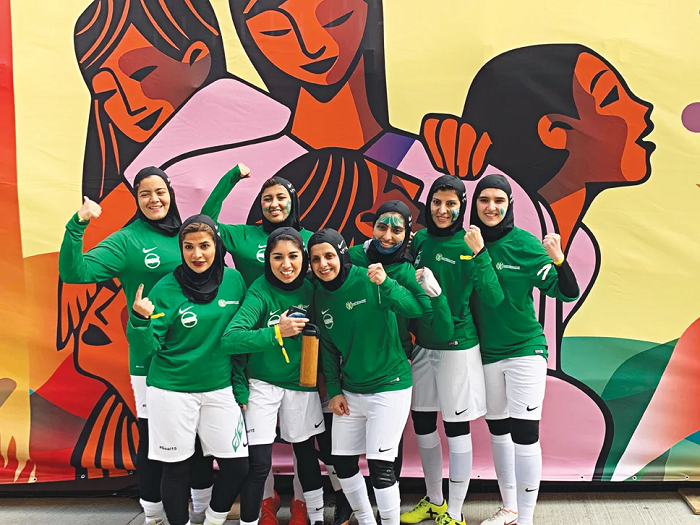沙特将启动首个全国性社区女足联赛