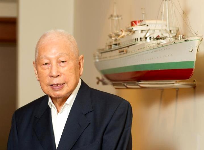 新加坡太平船务创办人 爱国华侨张允中去世