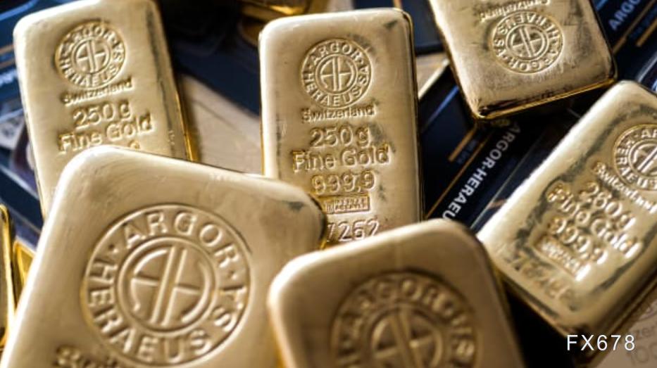 金银T+D收盘涨跌互现,国际金价承压1930美元,但一大信号暗示多头仍存反攻可能