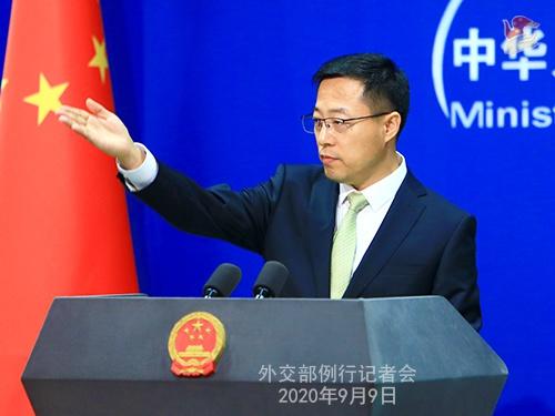 中印外长是否在莫斯科举行双边会晤? 外交部回应图片