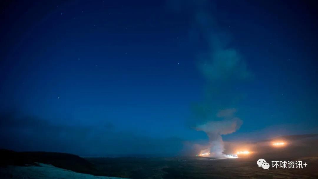 """美军8月初试射""""民兵""""-3型洲际弹道导弹"""
