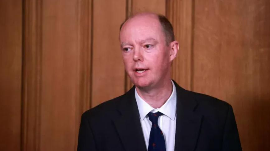 英格兰首席医疗官:英格兰正面临卫生紧急状况