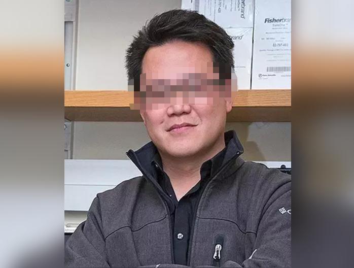 美国华裔教授因新冠并发症去世 终年44岁