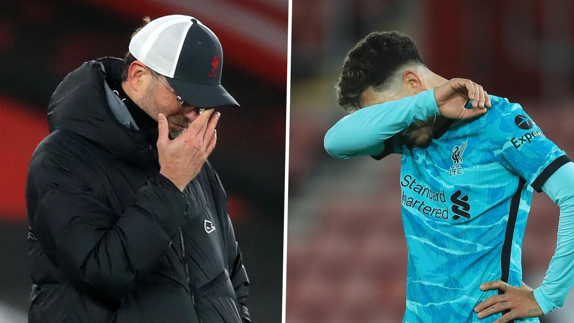 索内斯:利物浦失去了稳定性 这一切从失去范戴克开始