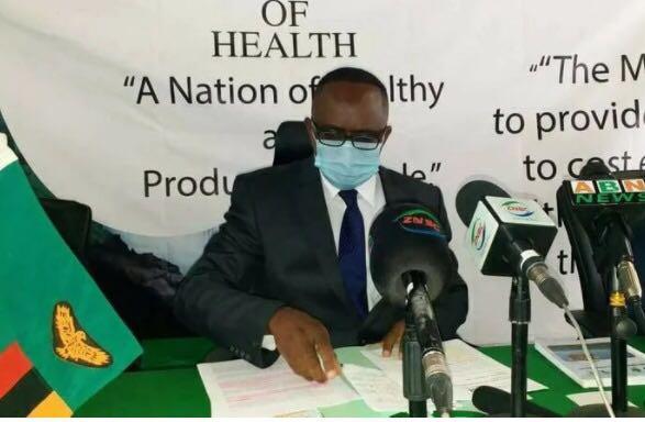 新冠肺炎病例数量激增 赞比亚决定重新评估疫情防控措施