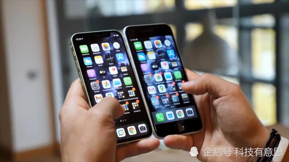 目前在用苹果11PM,我想买一部iPhone12mini,好友却这样说