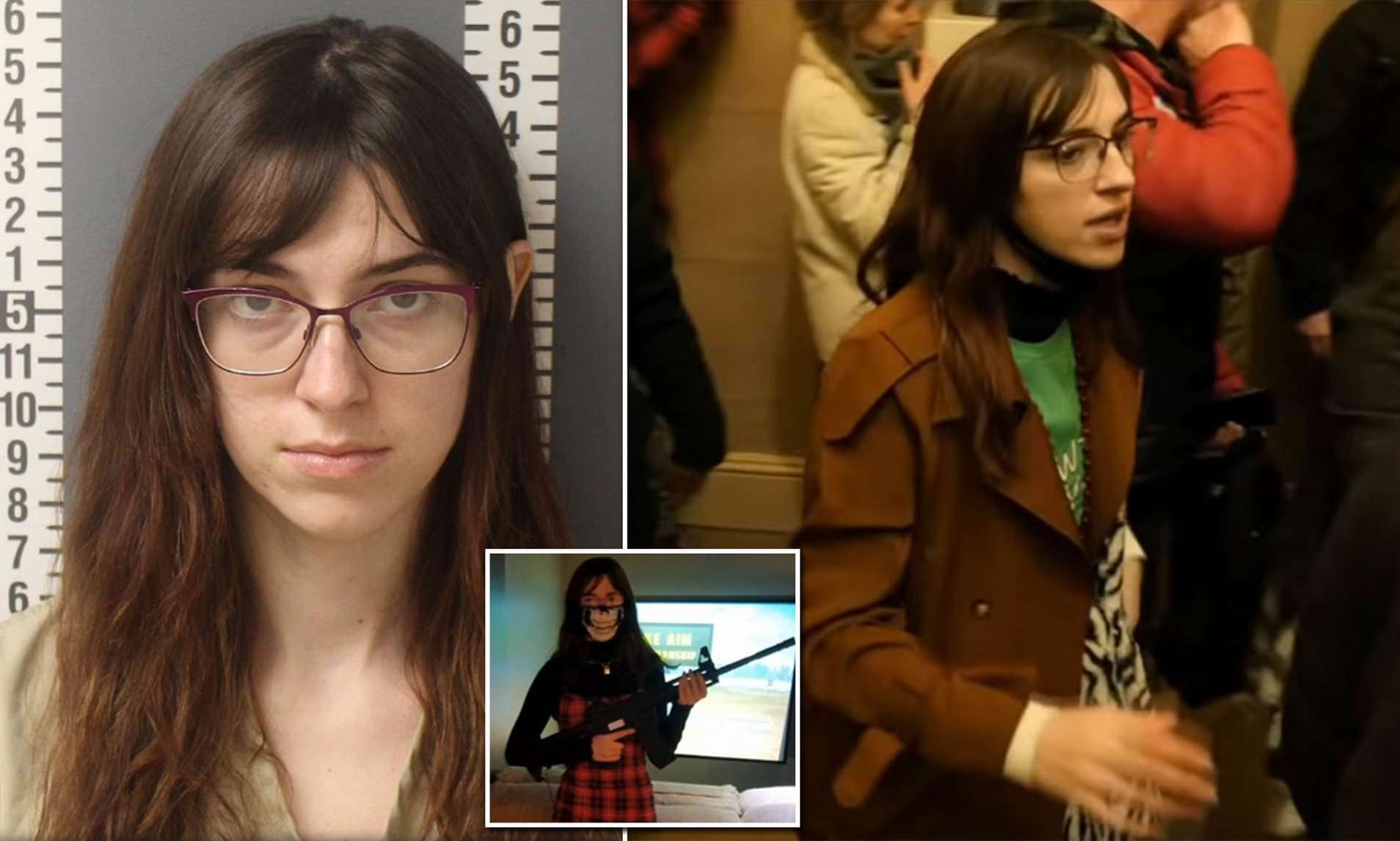 涉嫌偷佩洛西电脑卖给俄罗斯,美国22岁女子被抓