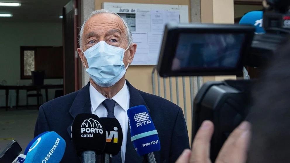 葡萄牙现任总统德索萨获得连任