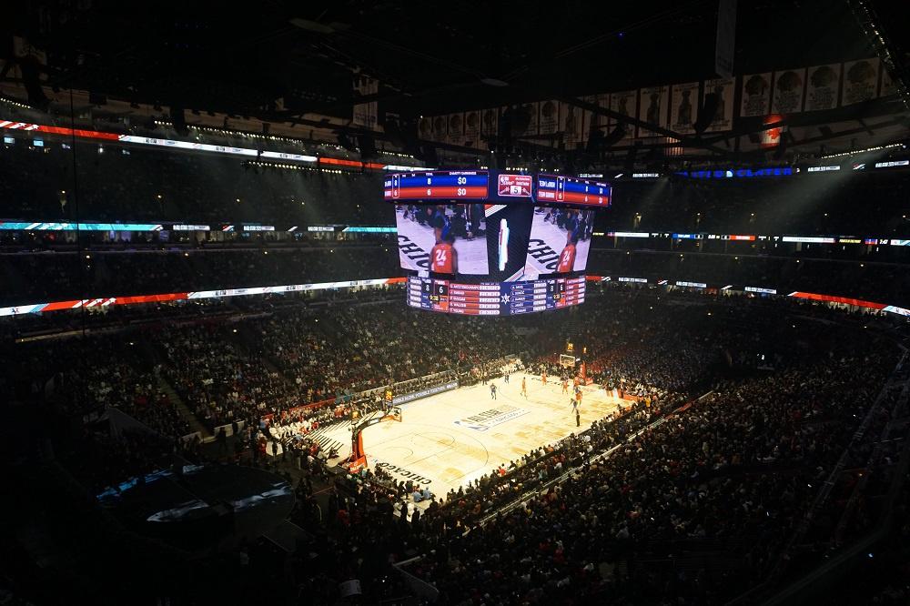 美职篮全明星赛或将于3月7日在亚特兰大举行
