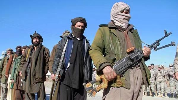 阿富汗塔利班释放16名人质