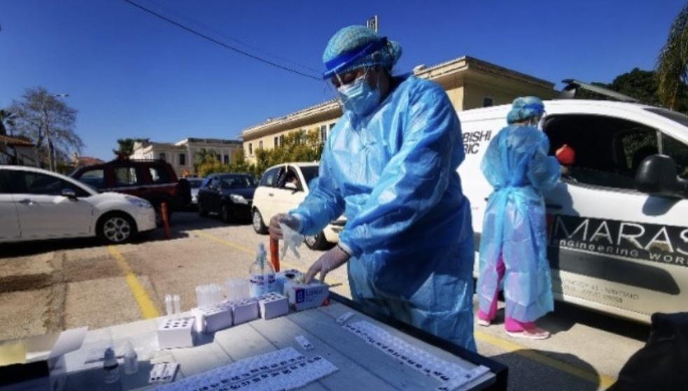 希腊首现乌干达发现的变异新冠病毒感染病例