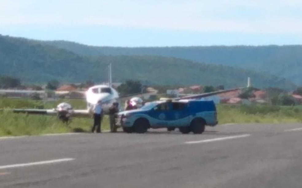 巴西一架运送新冠疫苗的飞机失事 驾驶员和疫苗无恙
