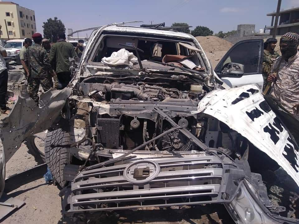 也门临时首都亚丁发生针对安全部队的爆炸袭击