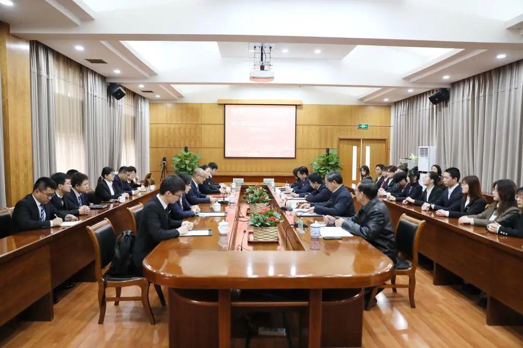 浙江惠通农业发展有限公司捐赠百万助力我校办学图片