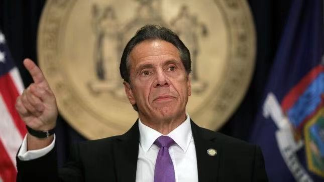 美国纽约州州长科莫面临弹劾调查
