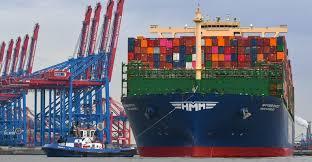 德国联邦统计局:新冠疫情导致港口货物处理能力下降