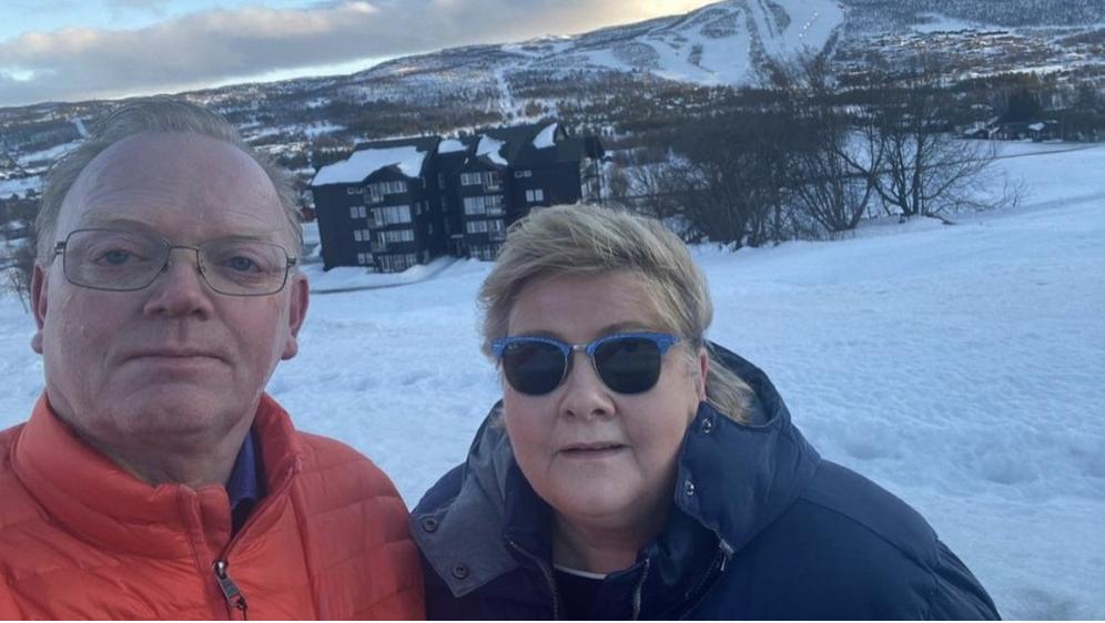 挪威首相因违反疫情管控规定向民众道歉