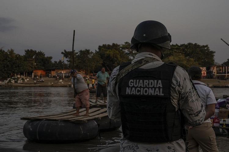墨西哥19日开始关闭与危地马拉和伯利兹之间的边境