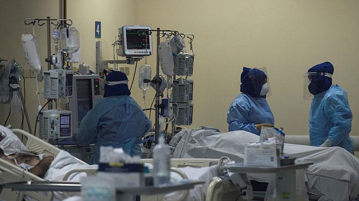 智利新增新冠肺炎确诊病例7304例 累计确诊1026785