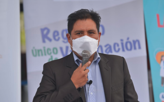 玻利维亚卫生部长强烈谴西方国家囤积新冠疫苗行为
