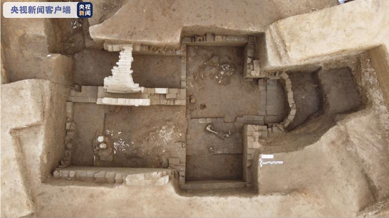 山东菏泽发现187座汉墓和11座东周墓葬图片