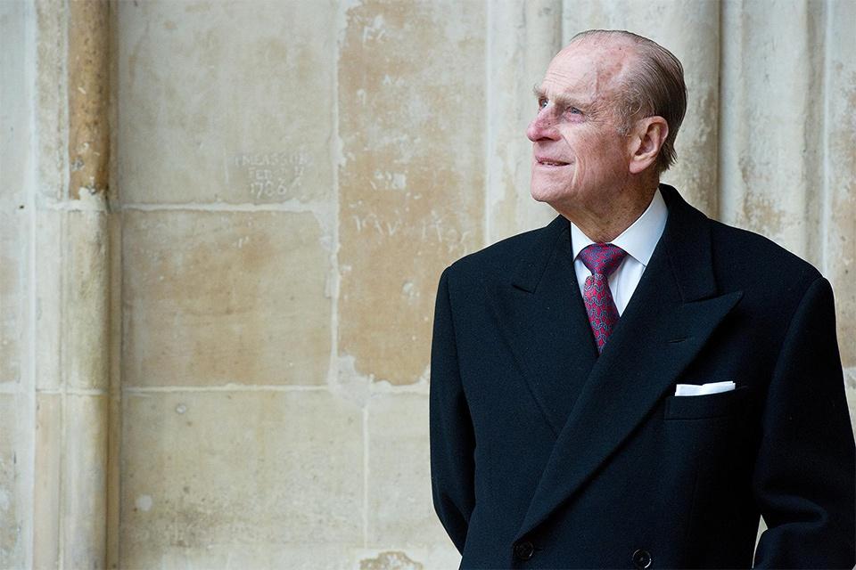 英国菲利普亲王葬礼将只限于30位家人参加