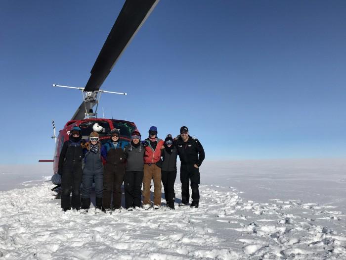 SIIOS地震仪在格陵兰岛的地震实验中表现良好