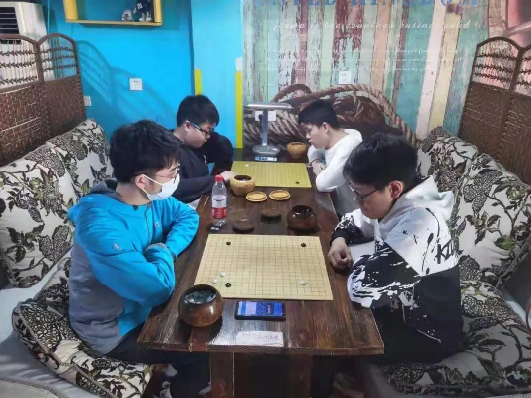赛务 | 第九届北京大学生围棋联赛第七轮对阵战报