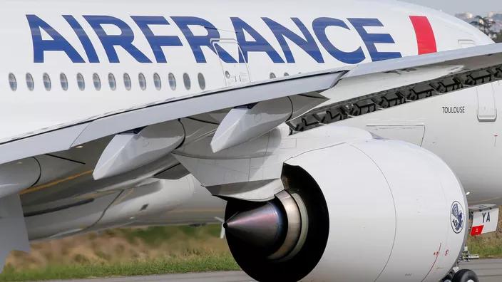 法航宣布航班绕开白俄罗斯领空