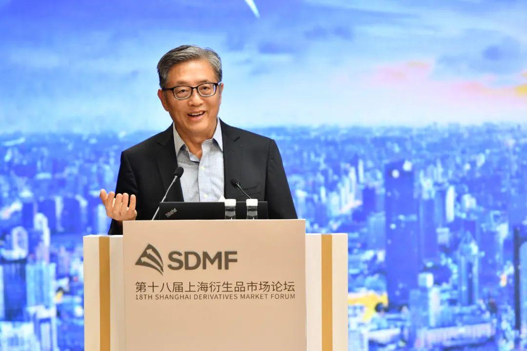 屠光绍|上海交通大学上海高级金融学院执行理事、上