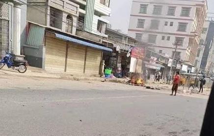 缅甸木姐市区发生爆炸 已致1死1伤