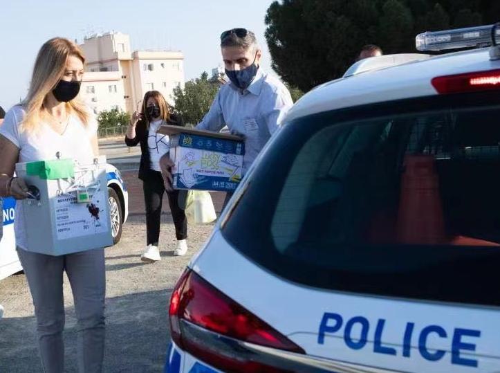 塞浦路斯举行议会选举投票 658名候选人争夺56个议席
