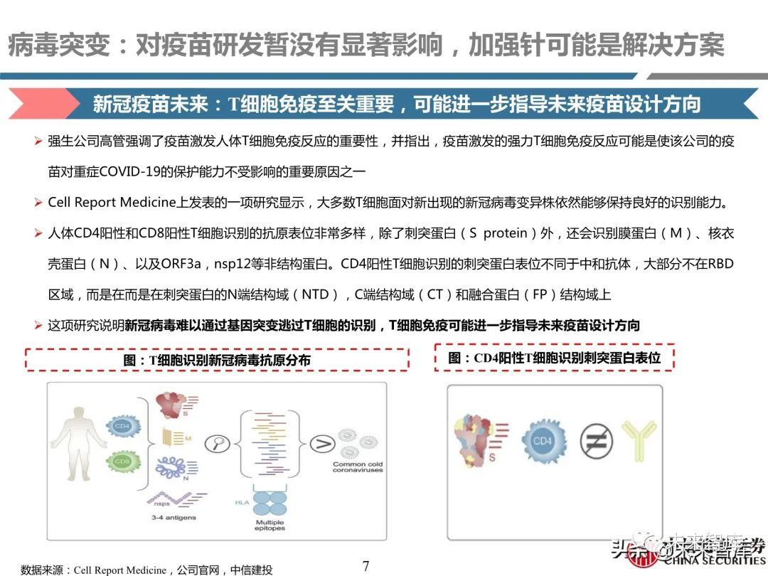 医药行业深度报告:深度挖掘疫苗产业链投资机会