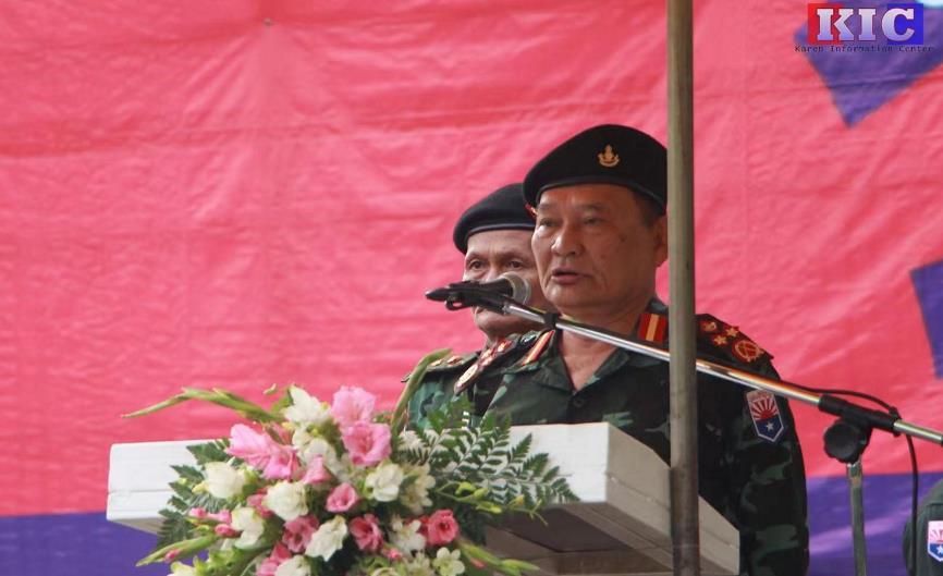 缅甸克伦民族解放军宣布遵守全国停火协议