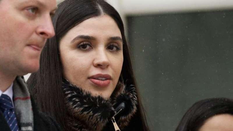 墨西哥大毒枭古兹曼妻子在美认罪 今年2月被FBI拘捕