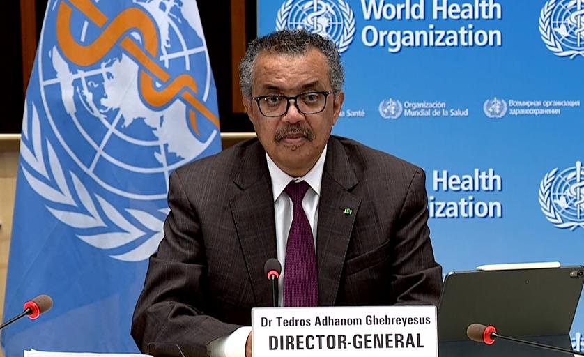 世卫组织预计非洲区域疫情只会更糟
