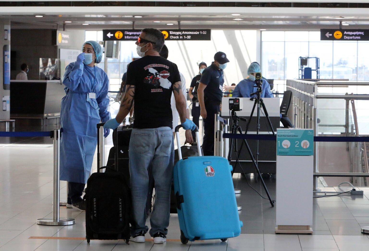 塞浦路斯:7月1日起 启用欧盟新冠数字通行证