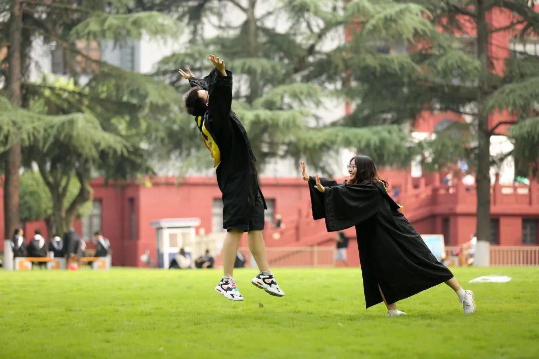 奔赴下一场山海!川大,我们毕业啦!