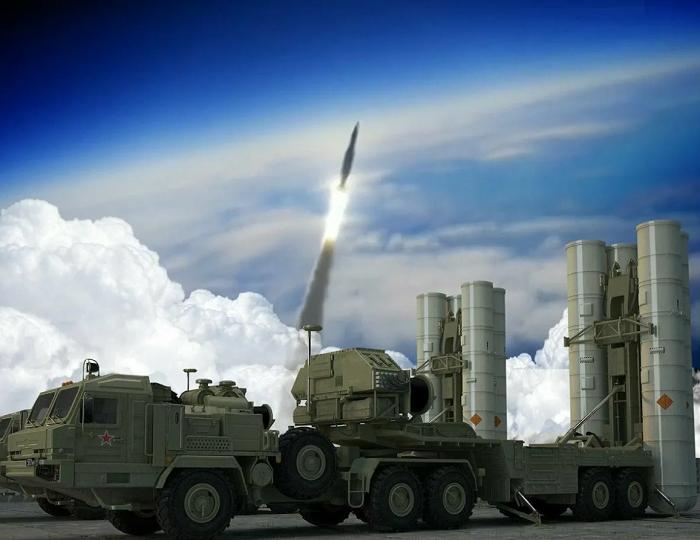 俄S-500防空系统完成拦截高速导弹测试