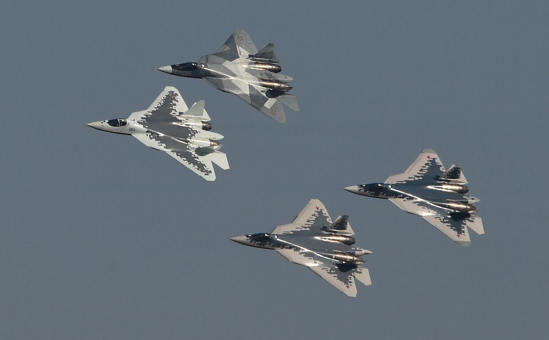俄媒:五国想要购买俄罗斯苏-57五代机 正在进行谈判