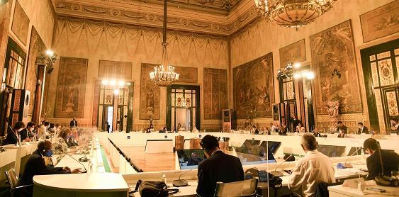 二十国集团环境部长会议通过那不勒斯环境宣言